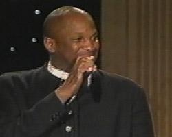 Donnie McClurkin <em>Gospel singer</em>